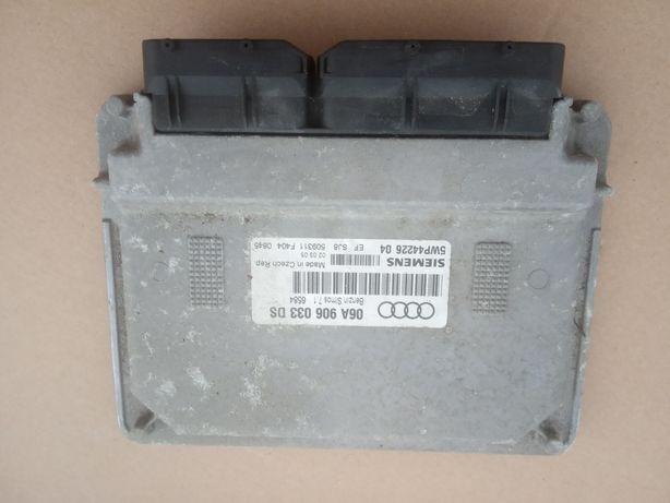 Audi a3 8p komputer silnika 1.6 sterownik moduł