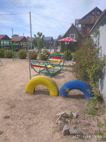 Отдых на Азовском море село Генгорка Арабатская стрелка