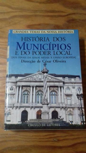 História dos Municípios e do Poder Local