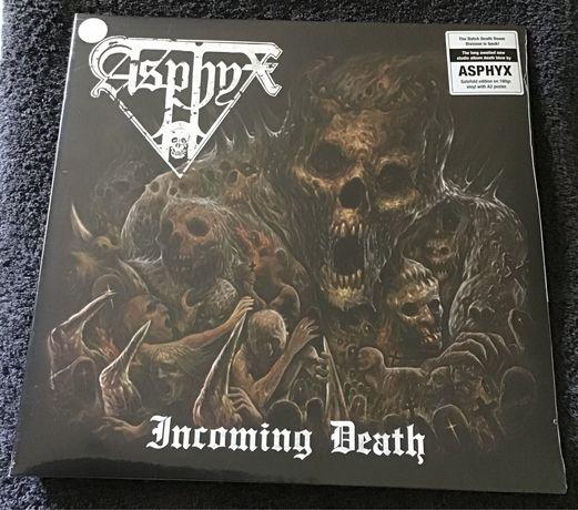 Asphyx, Bolt Thrower, Vomitory LPs