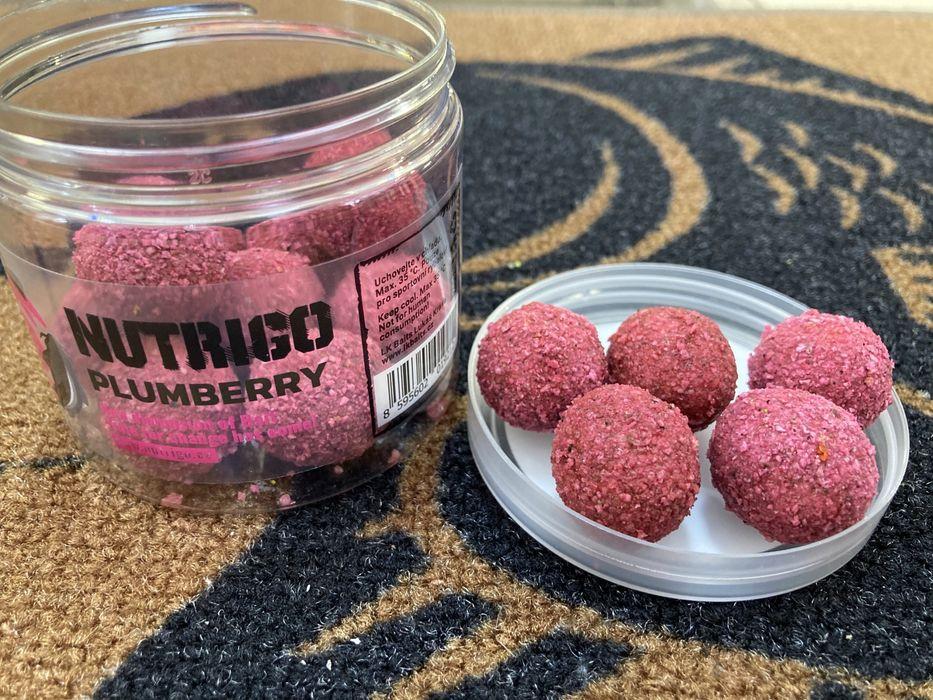 Mega skuteczne kulki proteinowe Nutrigo Plumberry Żory - image 1