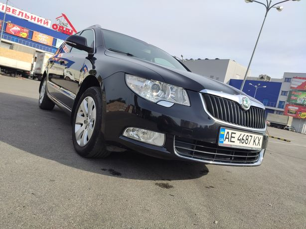 Skoda Superb OFFICIAL