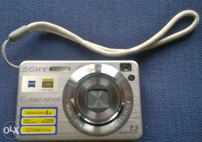 Cyfrowy aparat fotograficzny Sony cyber -shot DSC-w 120