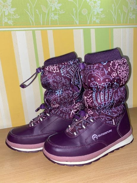 Сапоги Outventure ARCTIC Kids' insulated high boots