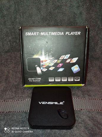 Odtwarzacz Smart TV BOX
