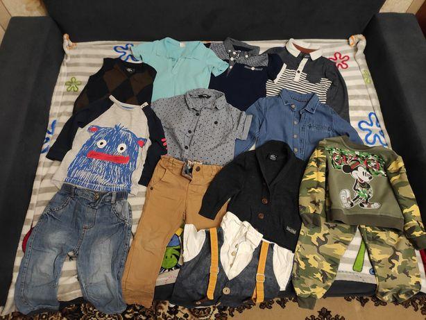 Продам штаны, кофты, футболки. Размеры 12-24+-
