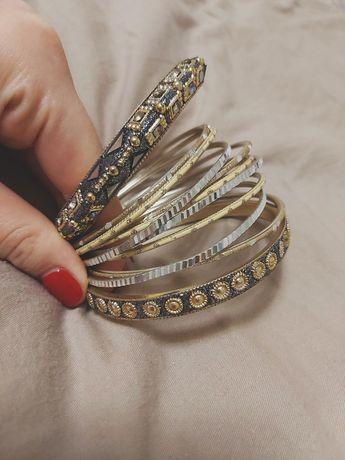 Бижутерия, браслет, браслеты, кольца