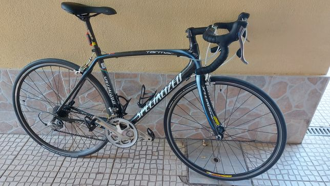 Bicicleta estrada Specialized Tarmac carbono T54