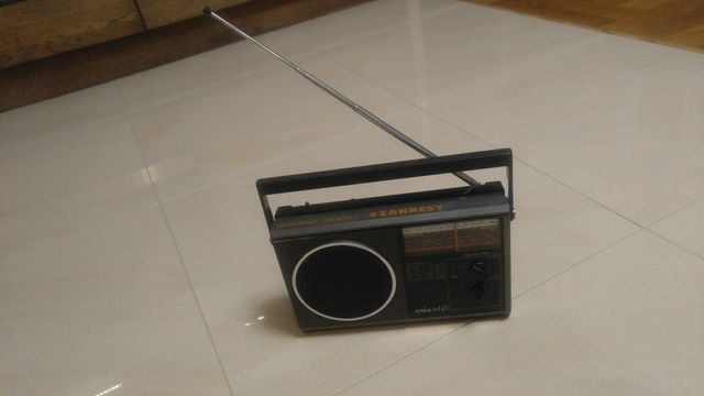 Radio Unitra Ania R613 sprawne