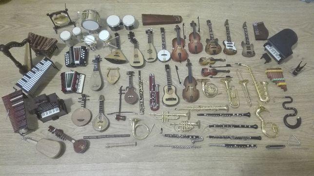 Colecção Instrumentos Musicais da Salvat - 1ª Edição Completa