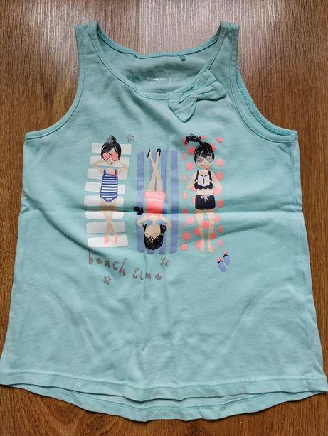 SMYK COOL CLUB koszulka bluzka dziecięca t-shirt rozmiar 104