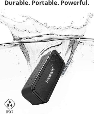 Coluna Tronsmart Element Force Bluetooth 5.0 40W Prova de agua SELADO