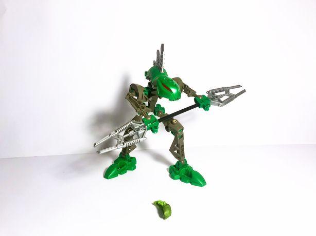 LEGO Bionicle 8589 - Lehrak (Rakshi) - Лего Бионикл