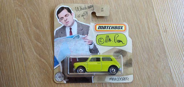 Matchbox Hot Wheels Mini Cooper Mr Bean