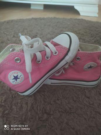 Кеди конверси  кросівки для дівчинки