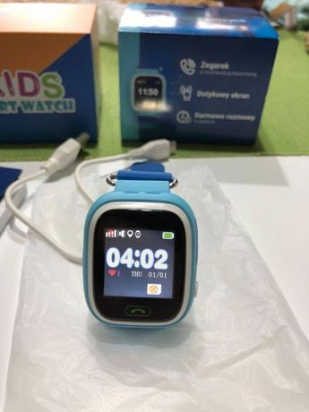 Zegarek Calmean dla dziecka