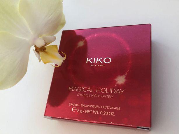 Хайлайтер kiko milano magical holiday sparkle highlighter