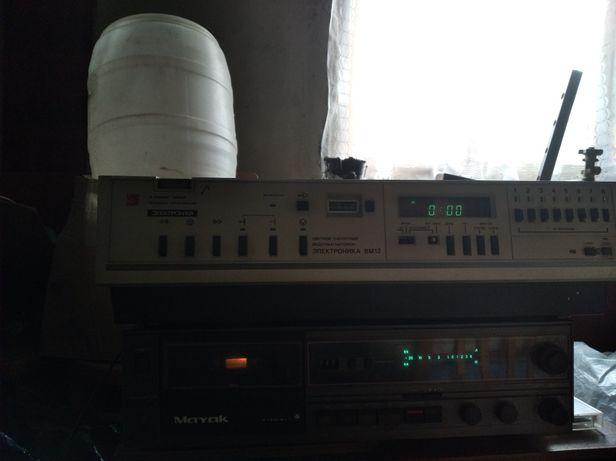 Магнитафон Mayak m240 s1