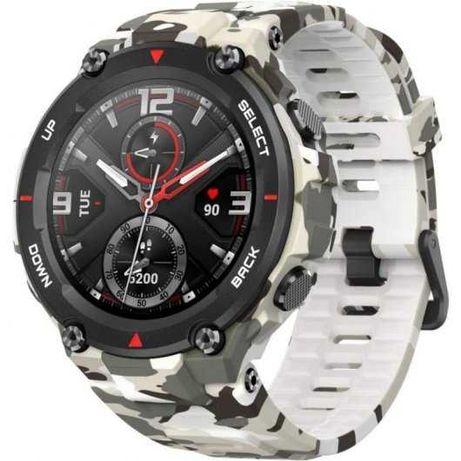 Amazfit T-Rex Relógio Smartwatch Camuflagem (Promoção)