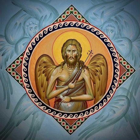 Рукописная Икона