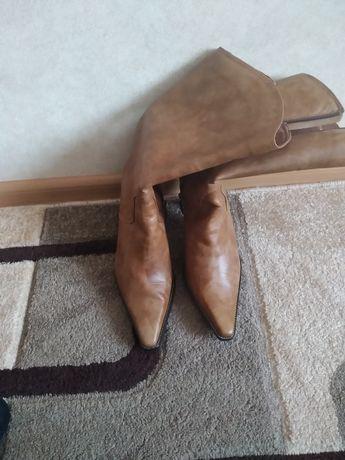 Чоботи осінні чобітки