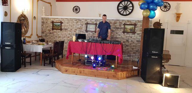 Super Sprzęt DJ + Akordeon i Super Muzyka na Wesele Szczecin
