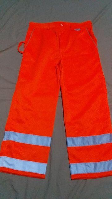 Спецодежда,штаны рабочие, штаны дорожника нови-Safestyle-52