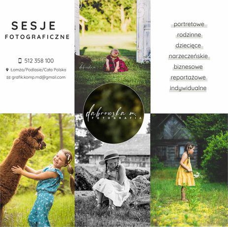Fotograf na Chrzciny, zdjęcia rodzinne, dziecięce, narzeczeńskie