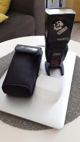 Lampka Canon 580 ex II