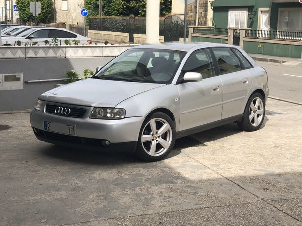 Audi a3 1.9 tdi 1999 5 portas