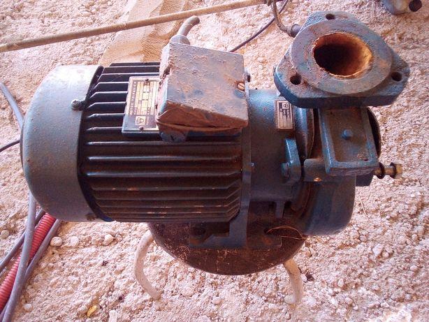 Bomba água efasec 4cv
