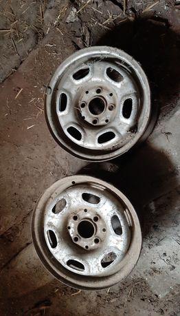 Диски металеві фольксваген ВАЗ  r13 форд г15 фіат r14