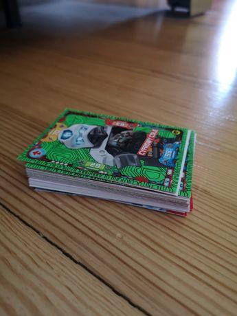 Sprzedam lub wymienię karty lego ninjago seria 5 ツ
