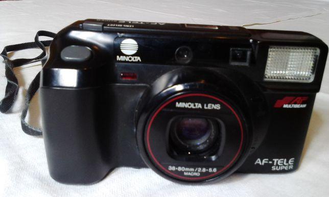 Фотокамера Minolta AF -tele