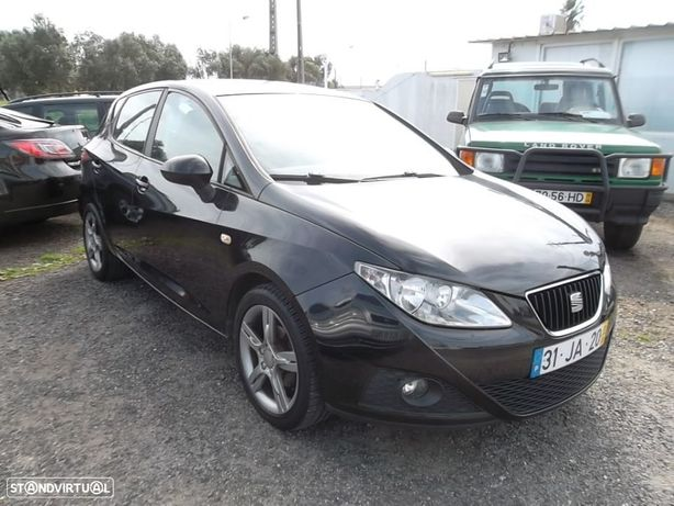 SEAT Ibiza 1.9 TDi Style DPF