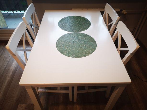Stół do jadalni + krzesła