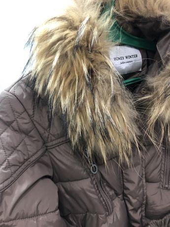 Зимняя куртка женская. Размер S