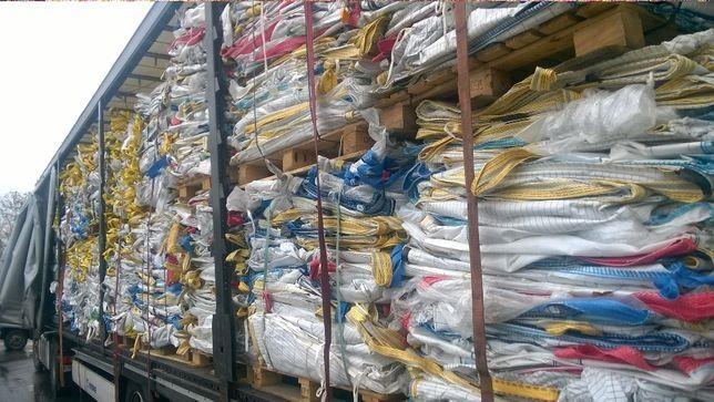 Big Bag 90x90x95 cm 1000 kg udźwigu / używany worek w dobrym stanie