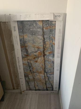 Płyta marmurowa nowa szara mieszana