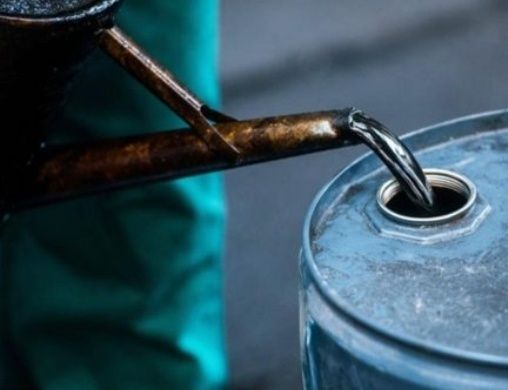 Масло отработка для смазки шины бензопилы или для отопления.  15 грн.