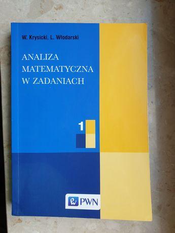 Analiza matematyczna w zadaniach 1 2014