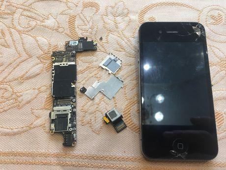 Ifhone 4S на запчасти