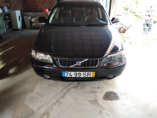 Volvo s60 t5 2.3 turbo 250cv