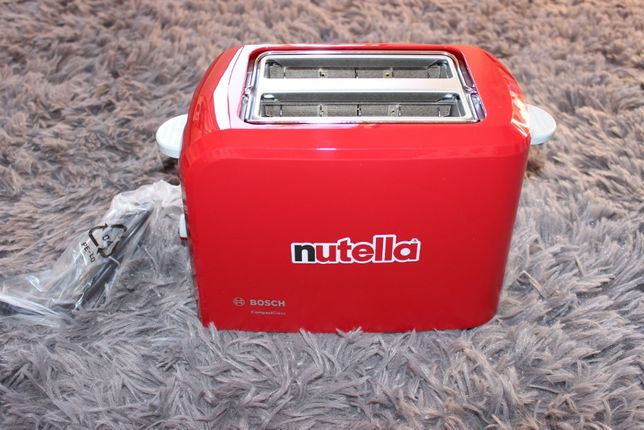Torradeira Bosch Nutella