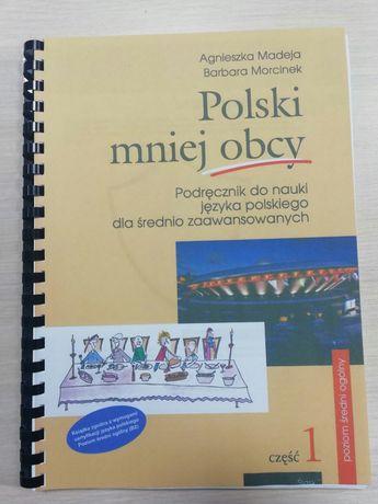 учебник, польский язык В2, Polski mniej obcy