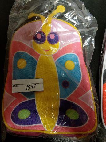 Plecak Motyl dla Przedszkolaka firmy Titanum - Tani