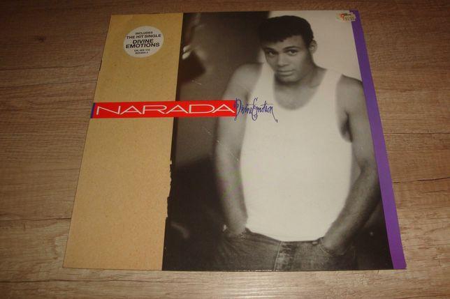 Narada - Divine Emotion LP vinyl winyl