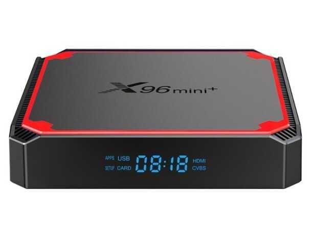 X96 mini plus (X96 mini+) 2gb 16gb S905W4 приставка новинка Wifi 5Ghz
