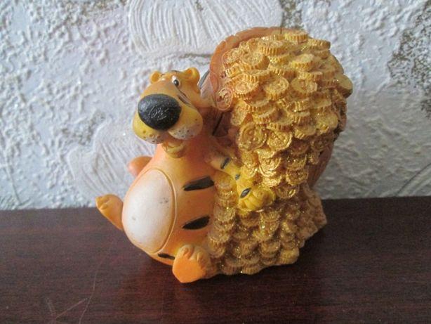 Сувенир копилка тигр