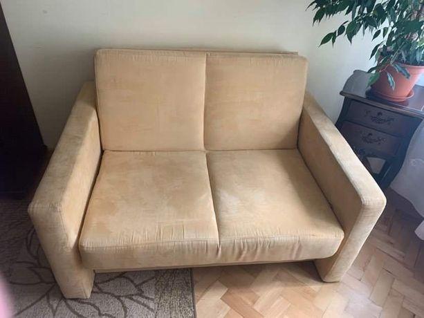 Sofa rozkladana z funkcja spania